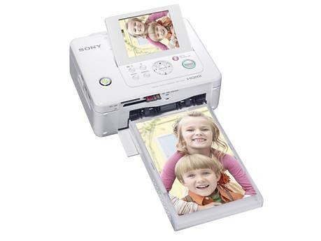 Nowe, cyfrowe, drukarki fotograficzne od Sony