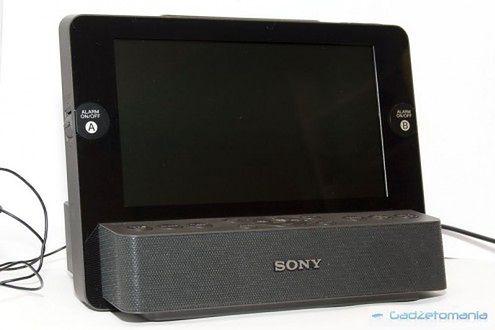 Sony ICF-CL75iP, czyli Dream Machine