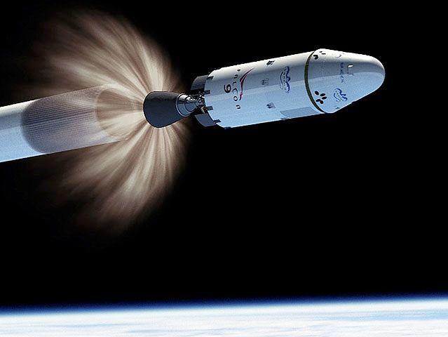SpaceX - przyszły dostawca zaopatrzenia dla ISS