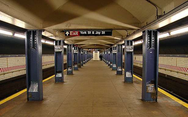 Stacja metra w Nowym Jorku (Fot. Flickr/Diego3336/Lic. CC by)