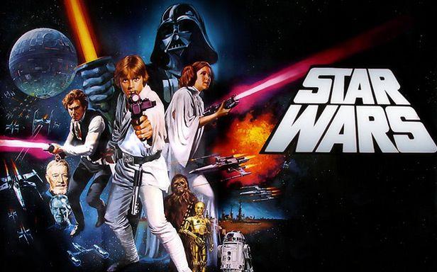 Nietypowy Plakat Gwiezdnych Wojen Który Możecie Mieć Za
