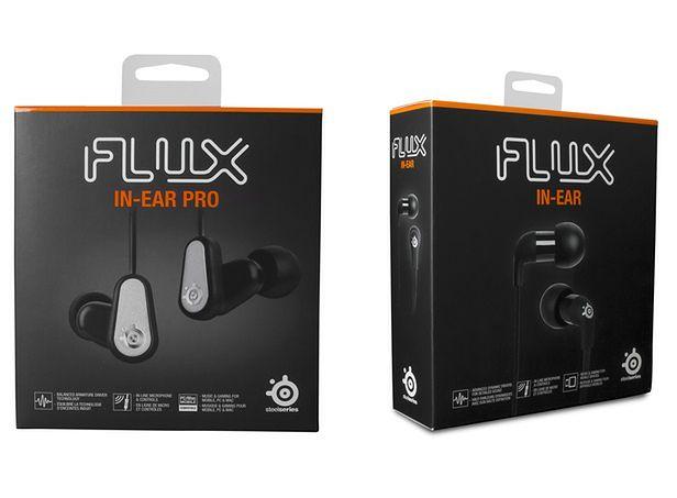 SteelSeries Flux In-Ear Pro i Flux In-Ear