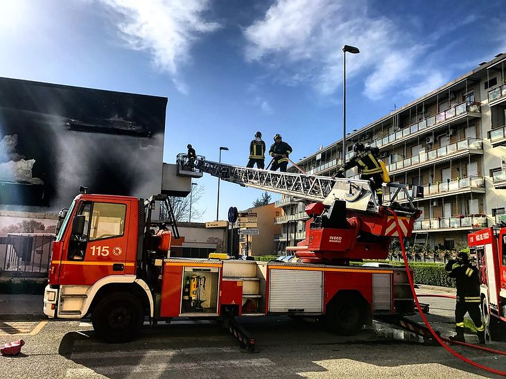Straż pożarna będzie mogła nadawać własne komunikaty radiowe