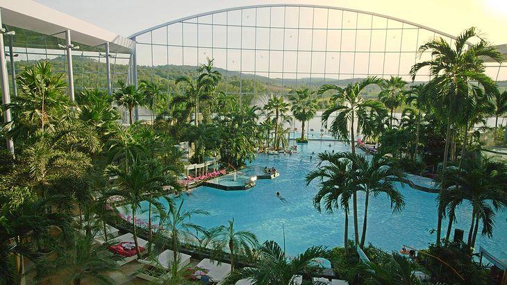 Suntago Wodny Świat będzie największym parkiem wodnym w Europie.
