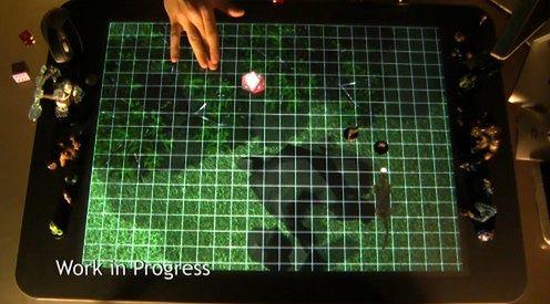Surface RPG