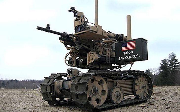 """SWORDS – takie maszyny 5 lat temu """"zbuntowały się"""" w Iraku"""