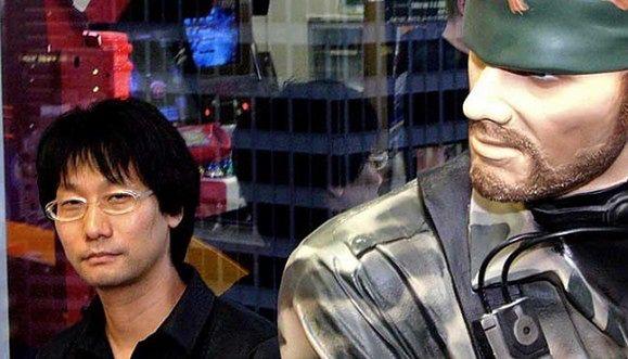 Targany przeciwnościami Hideo Kojima