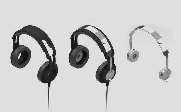 Twin Headphones (Fot. Roeldeden.nl)