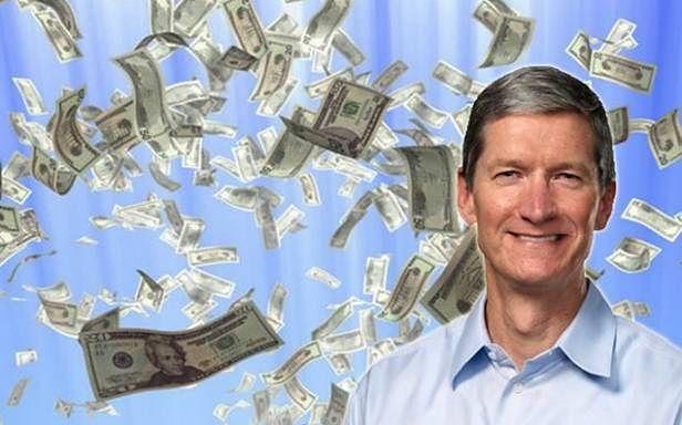 Tim ma ponad 11 miliardów powodów do zadowolenia (Fot. IJSMBlog.com)