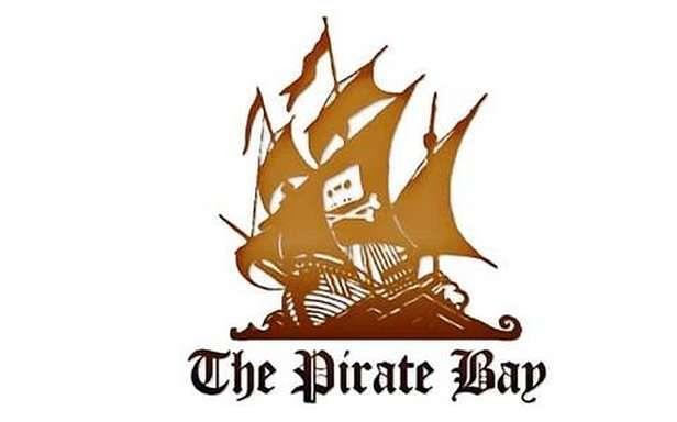 Logo The Pirate Bay - serwisu będącego symbolem piractwa