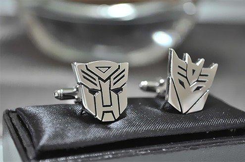 transformers-cufflinks