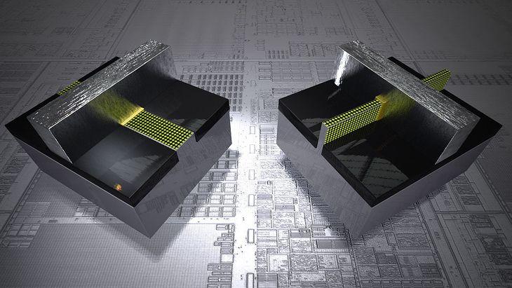 Tranzystory 3-D - rewolucja nadejdzie wraz z Ivy Bridge! (fot. MaximumPC.com)