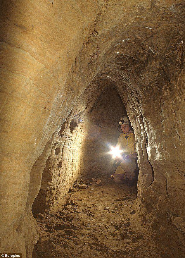 Tunele pod Europą