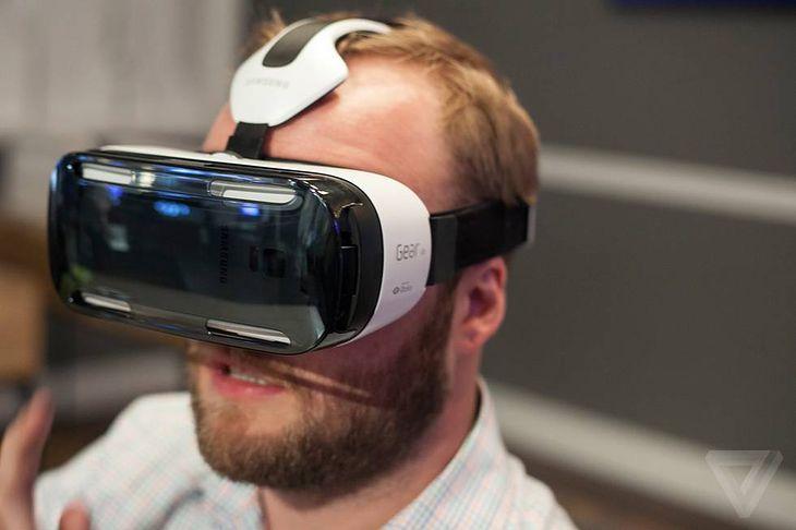 Samsung Galaxy Gear VR