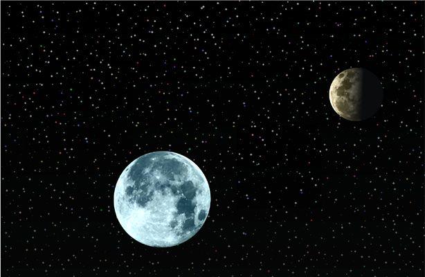 Ile księżyców ma Ziemia? (fot.: sxc.hu)