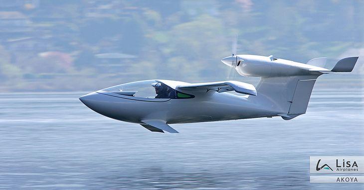 Fot. LISA Airplanes