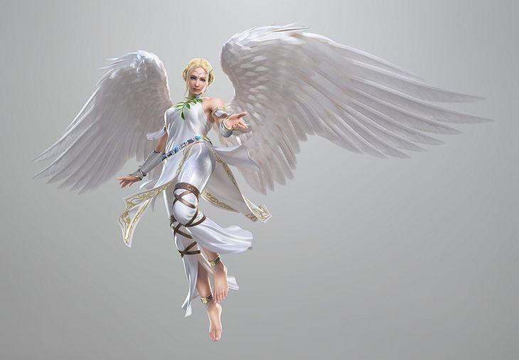 Angel (Fot. All Games Beta)