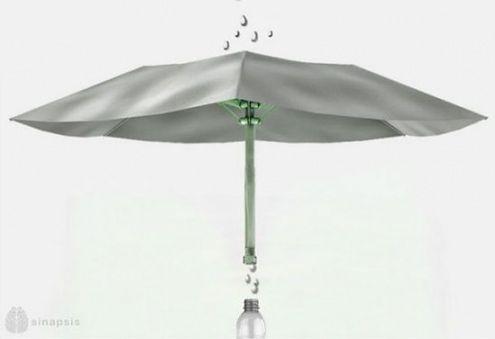 umbrella recolector