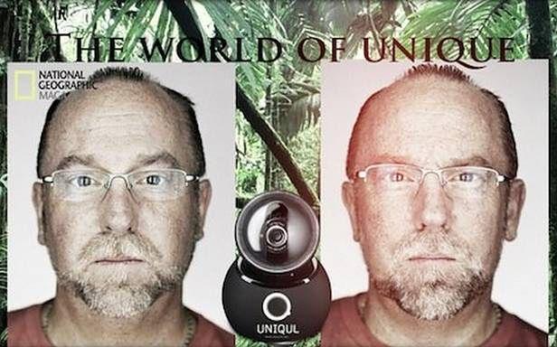Uniqul - szybkie płatności dzieki rozpoznawaniu twarzy