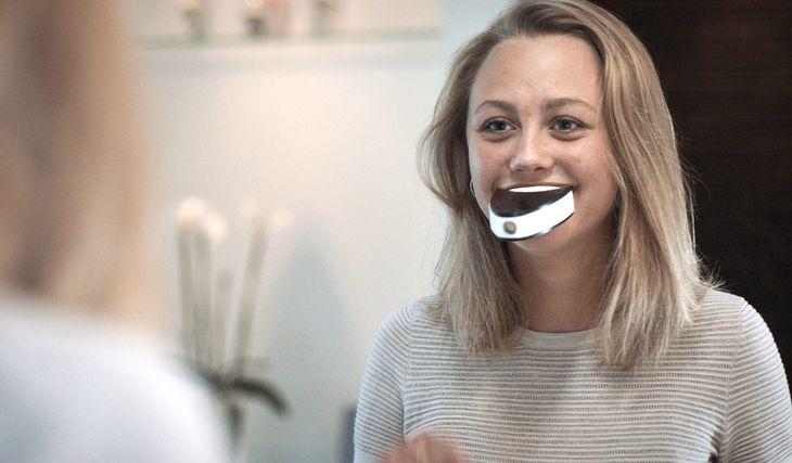 """""""Szczoteczka"""" do zębów Unobrush"""