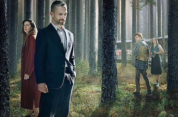 """Netflix prezentuje drugi polski serial pod tytułem """"W głębi lasu"""""""
