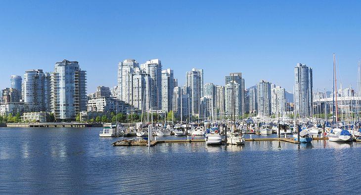 Mapa cieplna Vancouver. Naukowcy i rowerzyści łączą siły