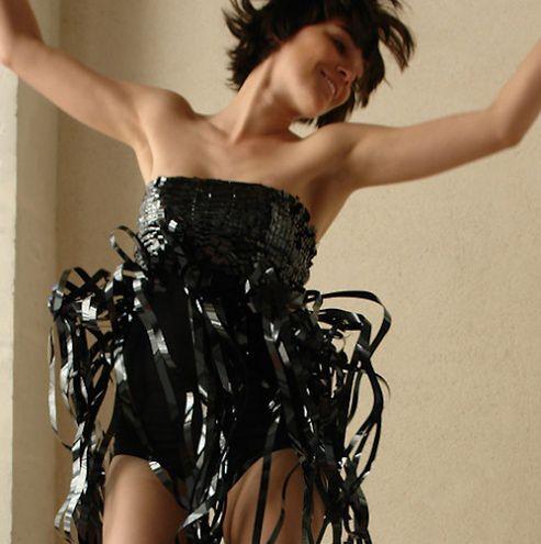 VHS dress