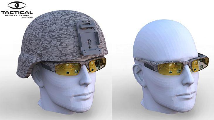 Holograficzne okulary