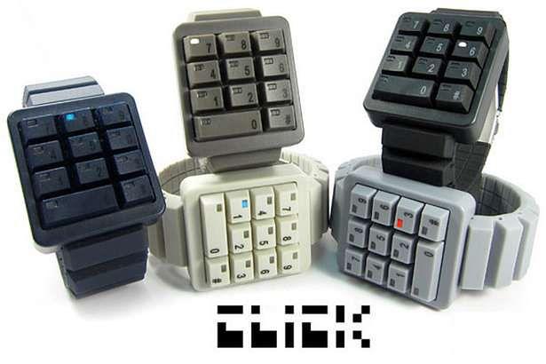 Click Watch (Fot. Technabob.com)