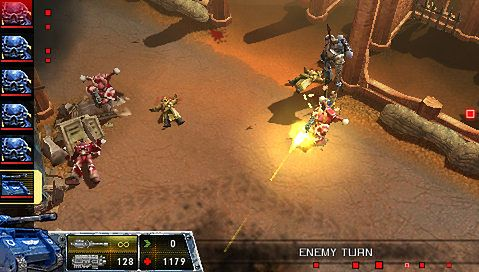 Warhammer - screen