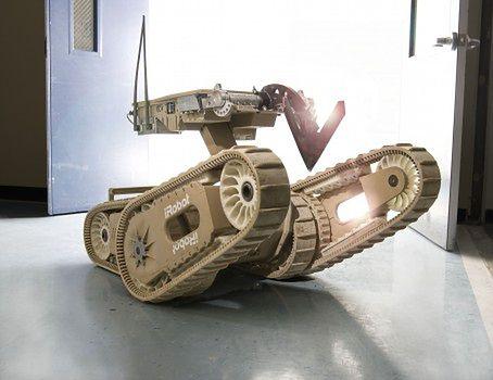 iRobot Warrior