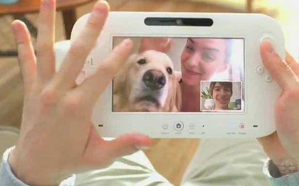 Możliwości Wii U GamePad przedstawiają się imponująco