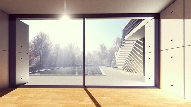 Już niedługo mogą powstawać okna z przezroczystego drewna (Zdjęcie ilustracyjne)