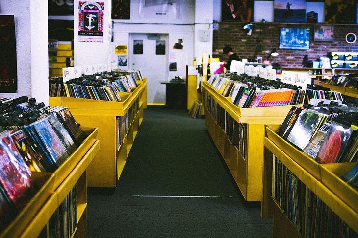Cyfrowa kolekcja płyt powiększyła się w wielu domach