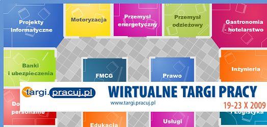 wirtualne targi pracy