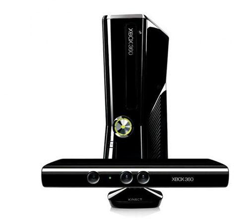 XBOX360 Slim i kontroler Kinect