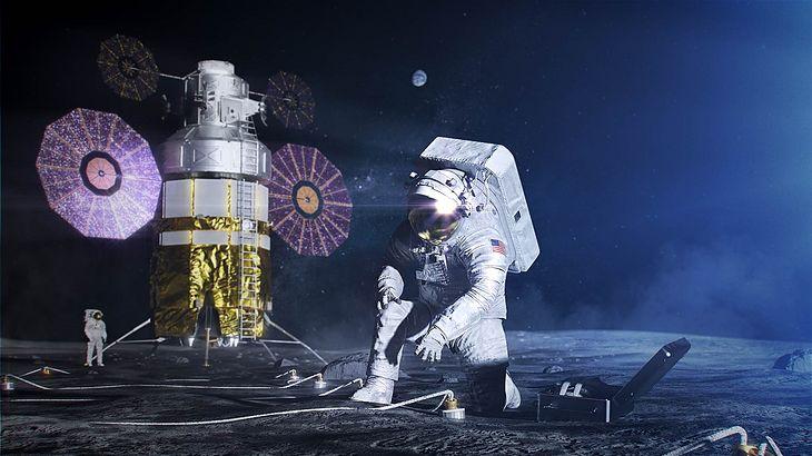 NASA zdradza szczegóły dotyczące nowych kombinezonów. Będą wspomagane przez SI