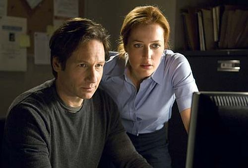 Mulder i Scully