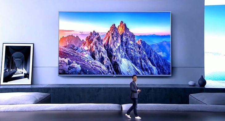 Xiaomi wprowadzi jeszcze większe telewizory. Nie wiemy kiedy trafią do Polski