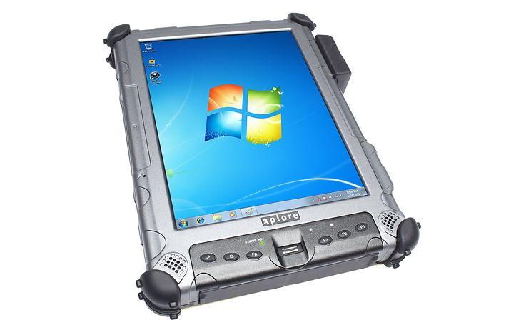 Xplore iX104C5 (fot. tablet-news.com)