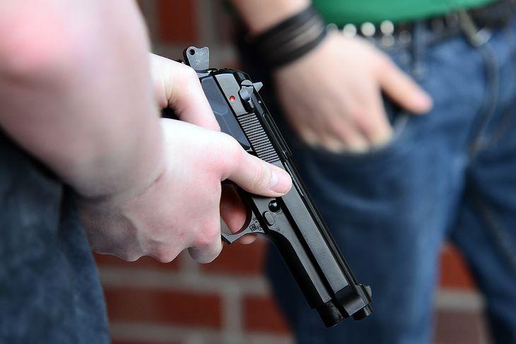 Drukowana broń coraz bardziej niebezpieczna (zdjęcie ilustracyjne)