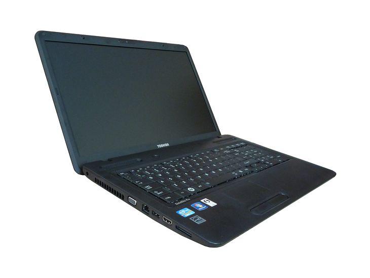 Toshiba Satellite Pro L770