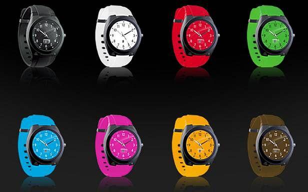 Zegarki LAKS watch2pay są dostępne w kilku kolorach (Fot. Watch2Pay.pl)