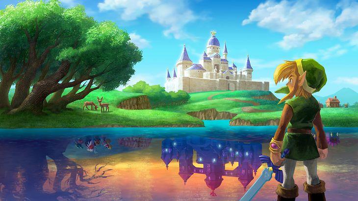 Nowa Zelda na 3DS to świetna gra - ale nie o tym jest ten wpis