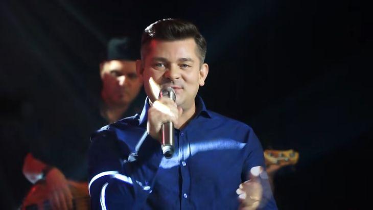 Zenon Martyniuk - wokalista zespołu Akcent.