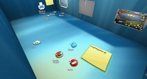 Zmień wygląd Windows XP
