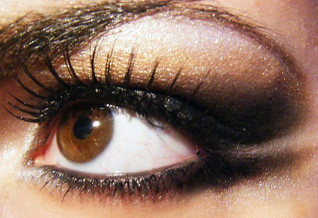 Ciemny Makijaż Oczu Jejświatpl