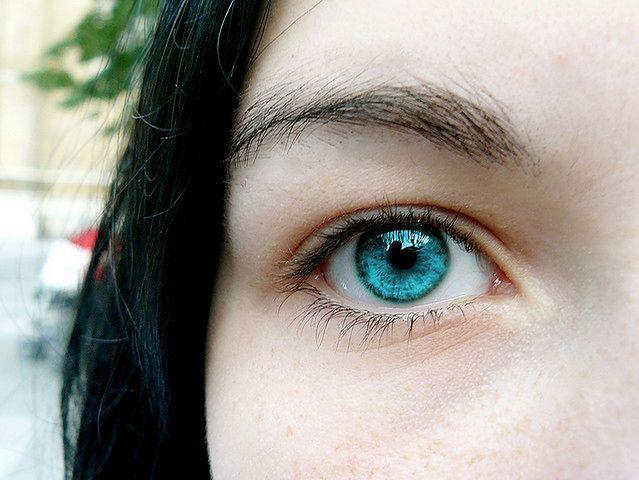 Niebieskie Oczy Makijaż Jejświatpl