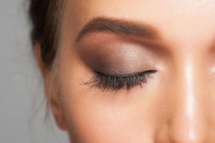 Brązowy Makijaż Oczu Jejświatpl
