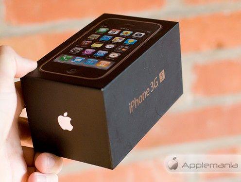 Recenzja iPhone 3GS – szybko, czyli normalnie, cz.1